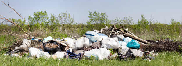 fly tipping problems housing associations